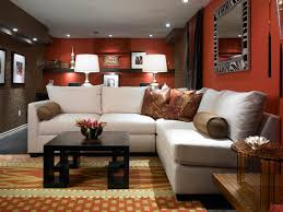 furniture dazzling basement living room decorating ideas with