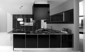 modern black kitchen cabinet ideas orangearts contemporary design