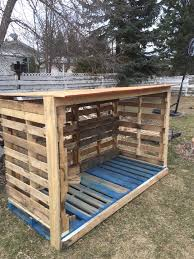 Free Firewood Shelter Plans by Firewood Storage Rack Pallets Google Search U2026 Pinteres U2026