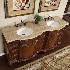 Bathroom Vanity Double by 72 U201d Perfecta Pa 5228 Bathroom Vanity Double Sink Cabinet