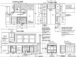 rosewood honey madison door standard kitchen cabinet height