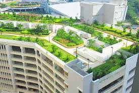 Rooftop Garden Ideas Echo Of The Past Latest Trends In Green Building Of Roof Gardens