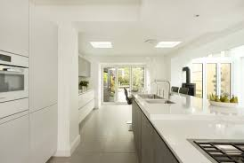 a look round a stylish family friendly kitchen der kern by miele
