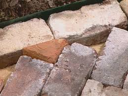 Brick Paver Patterns For Patios by How To Install A Traditional Brick Walkway How Tos Diy