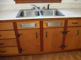 stash of nos kitchen sink cabinet vents made by washington steel