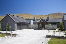 house design by michael wyatt architect otago newzealand metal