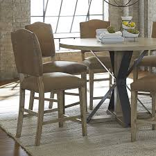 August Grove Dessie Counter Height Dining Table  Reviews Wayfair - Counter height kitchen table