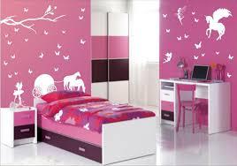 Beautiful Bedroom Designs For Teenage Girls Amazing - Girls bedroom wallpaper ideas