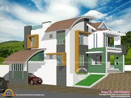 modern hillside house plans idea unique modern hillside house