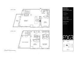 New York Apartments Floor Plans by Brooklyn Apartments For Sale In Williamsburg At The Edge Brownstoner