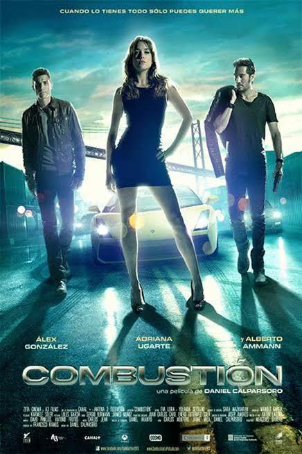 Combustion-Combustión