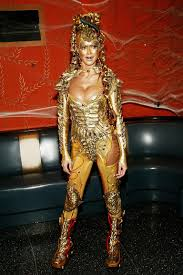 style halloween costumes heidi klum drops a huge hint about this year u0027s halloween costume