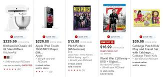 target black friday ipod touch price target redcard black friday exclusive deals thesuburbanmom