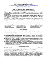 Resume Examples Retail Manager by Shipping Manager Resume Virtren Com