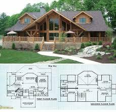 Log Cabin With Loft Floor Plans Best 25 Rustic House Plans Ideas On Pinterest Rustic Home Plans
