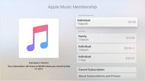 manage your apple music membership on your iphone ipad ipod