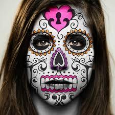 tutorial day of the dead dia de los muertos picmonkey blog