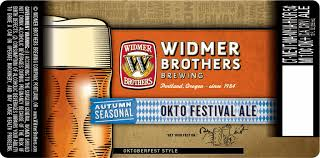 Widmer Brothers OKTO Festival Ale now available | BeerPulse