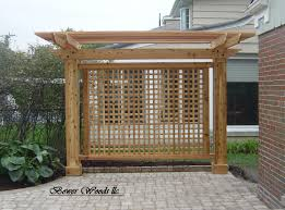 Patio Accents by Trellis Designs Wonderful To Use As Screening Or Simple Accents
