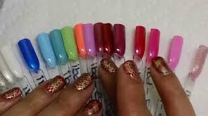 ibd just gel polish color swatches youtube