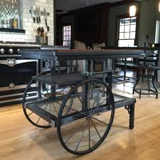 Iron Kitchen Island by 55 Great Ideas For Kitchen Islands The Popular Home