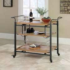 small kitchen island cart