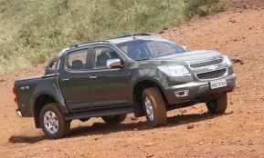 Ao volante: Motor 2.5 16V torna a Chevrolet S10 referência entre as ...