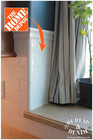 kitchen backsplash trim ideas 25 best window sill trim ideas on pinterest window sill window