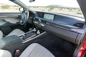 lexus jeep 2016 interior first drive review 2016 lexus gs f 95 octane