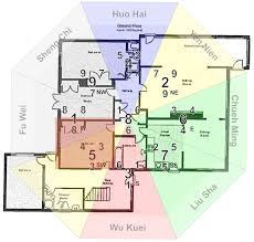 Feng Shui Home Decor by Feng Shui House Plan Traditionz Us Traditionz Us