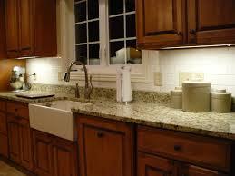 Pictures Of Kitchen Tile Backsplash Slate Backsplash U0026 Granite Countertop We Tried To Match The Tile