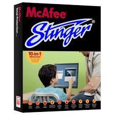 McaFee Stringer