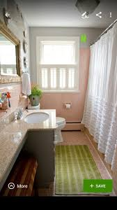 Pink Tile Bathroom Ideas Colors 73 Best What To Do With A 50 U0027s Pink Bathroom Images On Pinterest