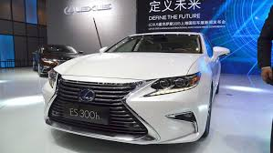 lexus es 350 best year 2016 lexus es 350 to built in kentucky by end of the year auto