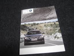 bmw e60 owner u0026 039 s manual book set oem 550i 545i 530i 525i