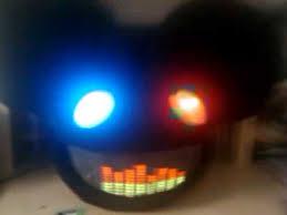Deadmau5 Costume Halloween Deadmau5 Head Costume Lights