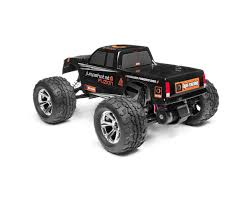 racing monster trucks jumpshot mt flux rtr 1 10 electric 2wd monster truck by hpi racing