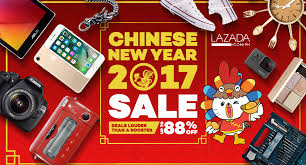 Lucky Color Of The Year 2017 Lazada Philippines Welcomes The Year Of The Rooster With Lucky