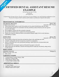 Assistant Property Manager Resume Sample by Dental Assistant Resumes Ilivearticles Info