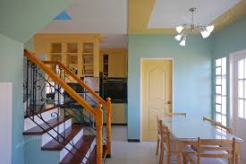 Tiny House Interior Images by Nice Tiny House Interior Design With Blue Wall Color And Cool