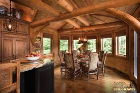 A Frame Cabin Floor Plans With Loft South Carolina Log Home Floor Plan By Golden Eagle Log Homes
