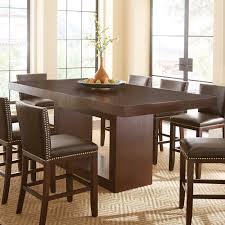 ahb cameo counter height dining table in coastal grey hayneedle