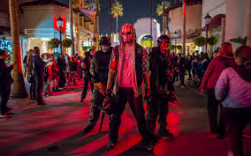 halloween horror nights peak nights universal studios hollywood halloween horror nights 2016 about
