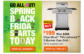 home depot weekly ad black friday home depot u0027s u0027spring black friday u0027 stupidity is back u2013 consumerist