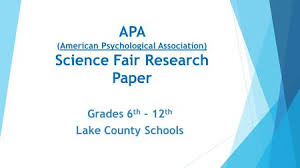 Grading Criteria for Science Fair Project Report and Its Parts     Problem  present     Problem in question form     Hypothesis present
