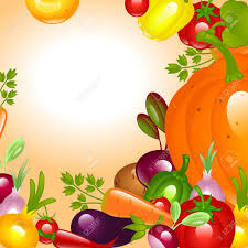 free animated thanksgiving clipart fruits and vegetables background clipart clipartxtras