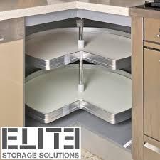 kitchen corner cupboard carousel storage kitchen pinterest