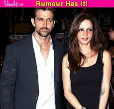 Rumour Has It  Sussanne Khan to marry ex husband Hrithik Roshan     s close friend  Bollywood Life