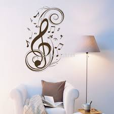 Music Home Decor by Popular Musical Note Wall Art Buy Cheap Musical Note Wall Art Lots