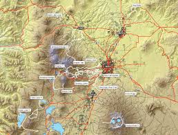 Oregon Map by Central Oregon Mtb Overview Map Www Ormtb Com Oregon Pinterest